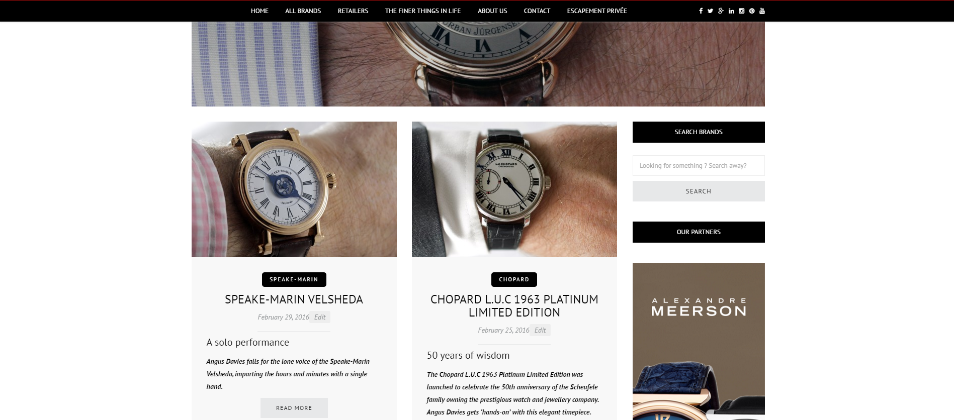Escapement_website