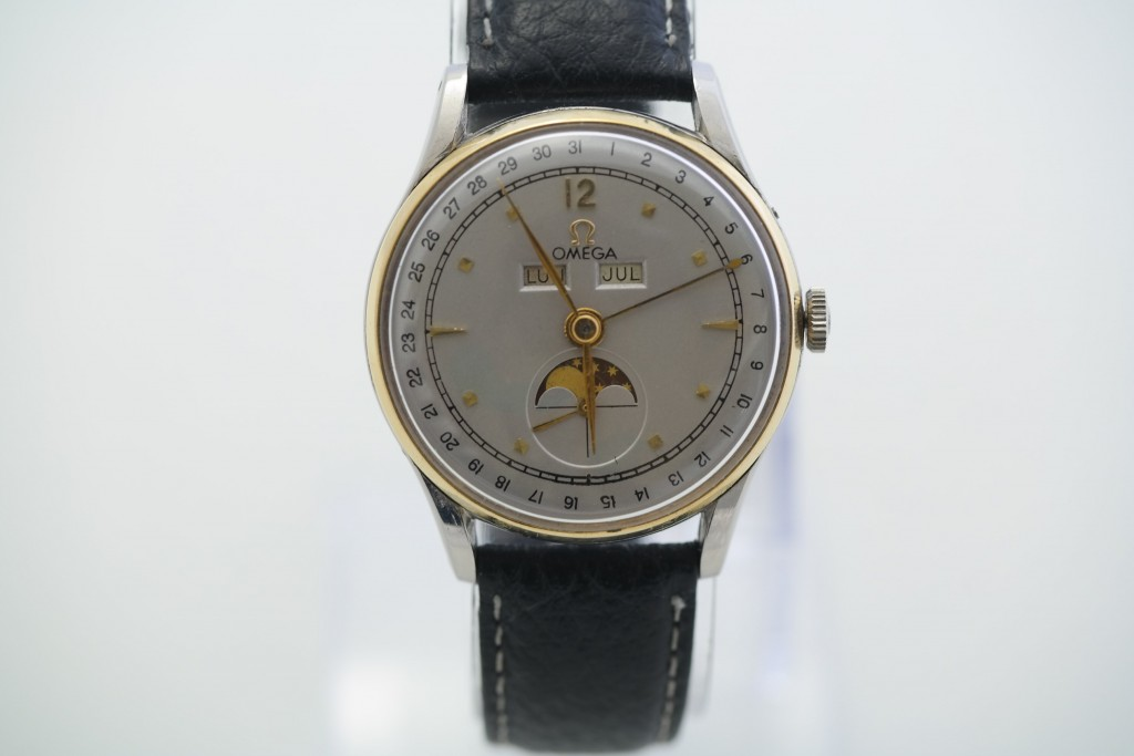 Omega Cosmic Moonphase Triple Date | Watch Consultant