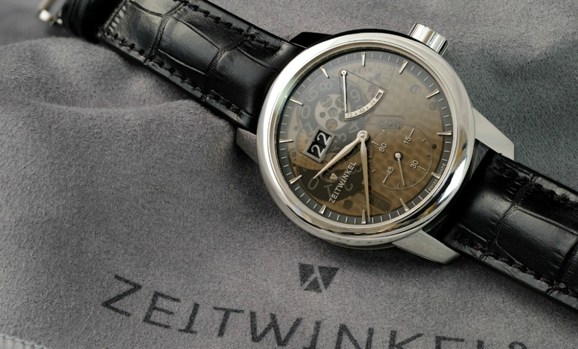 Zeitwinkel watch