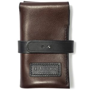 Leather Watch Roll - Watch Wallet