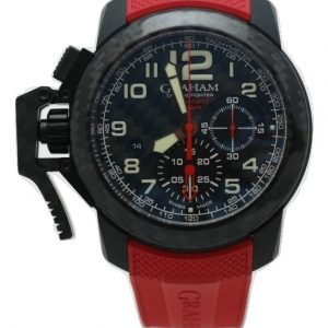 Graham Chronofighter Superlight Carbon