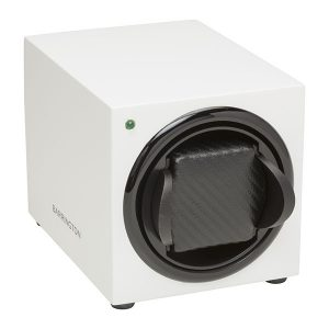 White Barrington watch winder