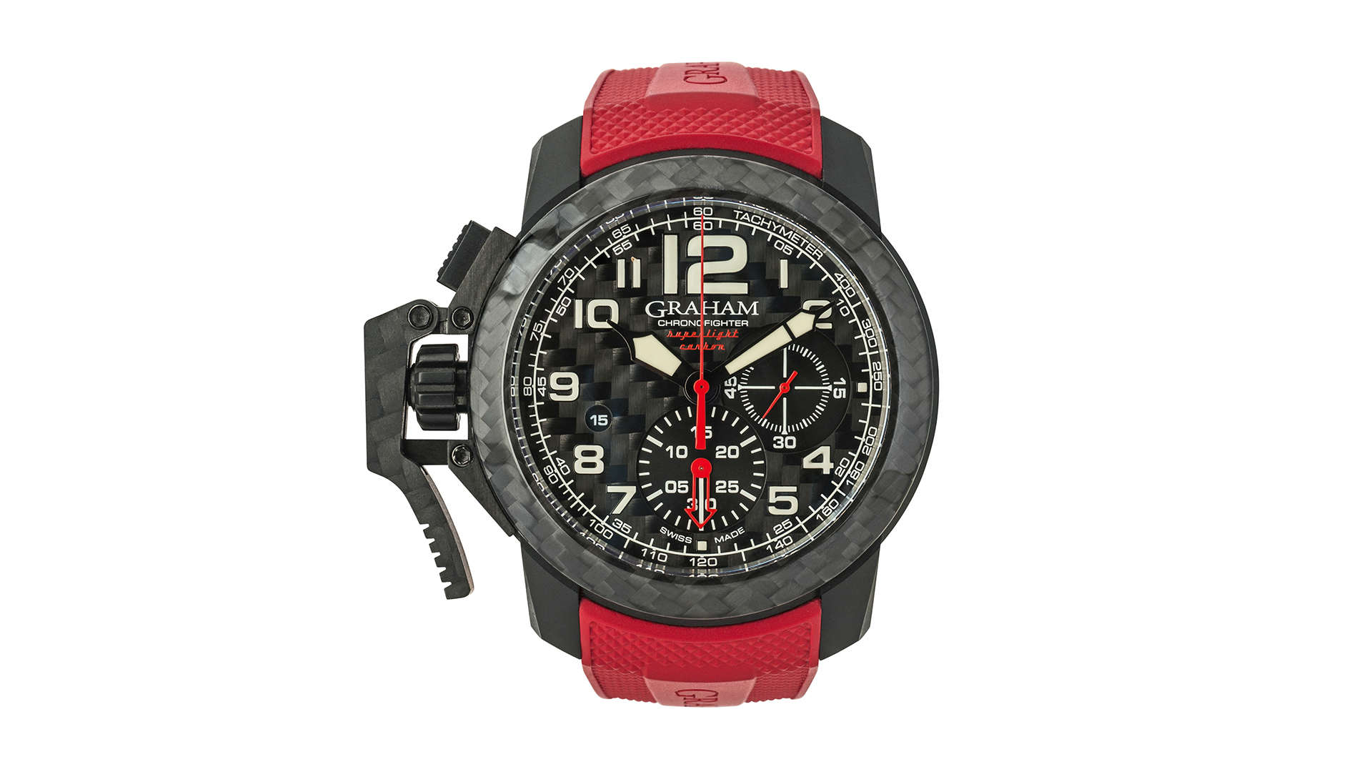 Graham Chronofighter Superlight